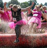 Morden Park Pretty Muddy/Pretty Muddy Kids- Race For Life