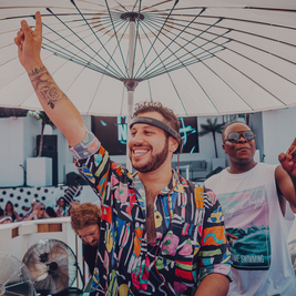 Ibiza Anthems Bottomless Brunch with Patrick Nazemi