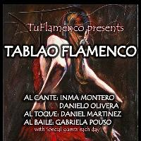 Tablao Flamenco -Winter Session January-