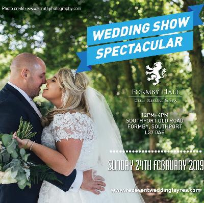 Wedding Show Spectacular at Formby Hall Golf Resort & Spa