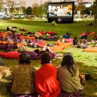 East Village E20 hosts outdoor film screenings with Nomad