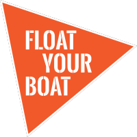 Float Your Boat || with entrance to Hi on Tuesday