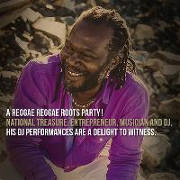 Levi Roots Reggae Party - DJ set