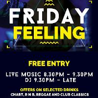 Friday Feeling HOUSE SPECIAL