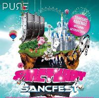 Sanctuary Presents -  SancFest `Plesure island` Tour