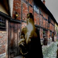 Museum Ghost Tour by lantern light