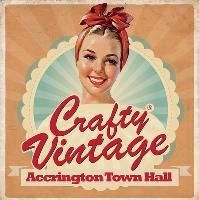 Crafty Vintage at Accrington Food and Drink Festival