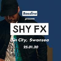 Bassline Present Shy FX