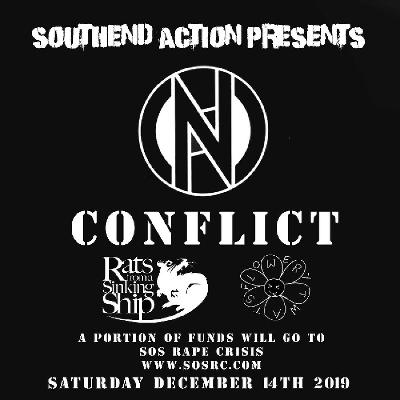 Conflict in Southend