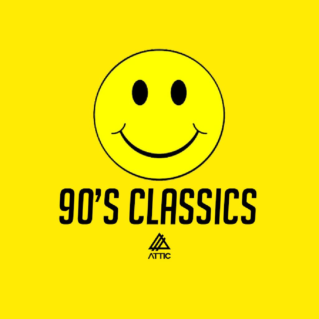 90's Classics - Line Up TBA