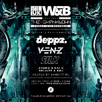 W&B x TIUK - Presents - The Skankdown w/ Deppz, Venz, Silk