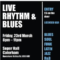Live Rhythm and Blues Night