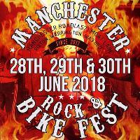 Manchester Rock & Bike Fest 2018
