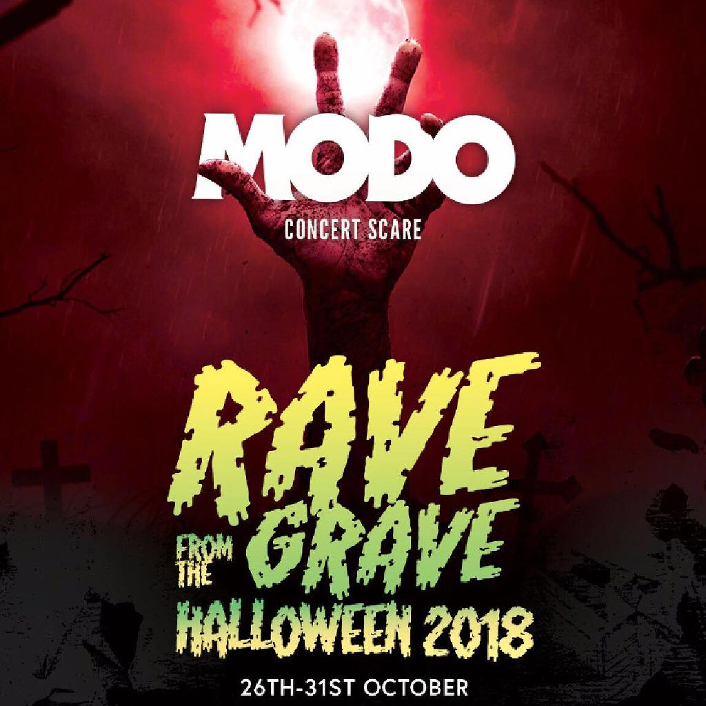 Rave From The Grave