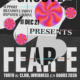 Hypnotic Groove presents: Fear-E
