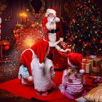 Fireside Stories with Santa and Afternoon Tea