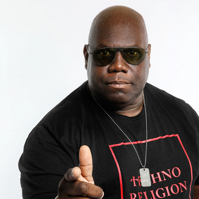 Oh yes, Oh yes  Carl Cox, King of dance music and turntable wizard plays the Colours September Weekend Special
