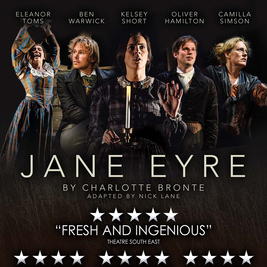 JANE EYRE ONLINE | Virtual Event Online  | Fri 12th February 2021 Lineup