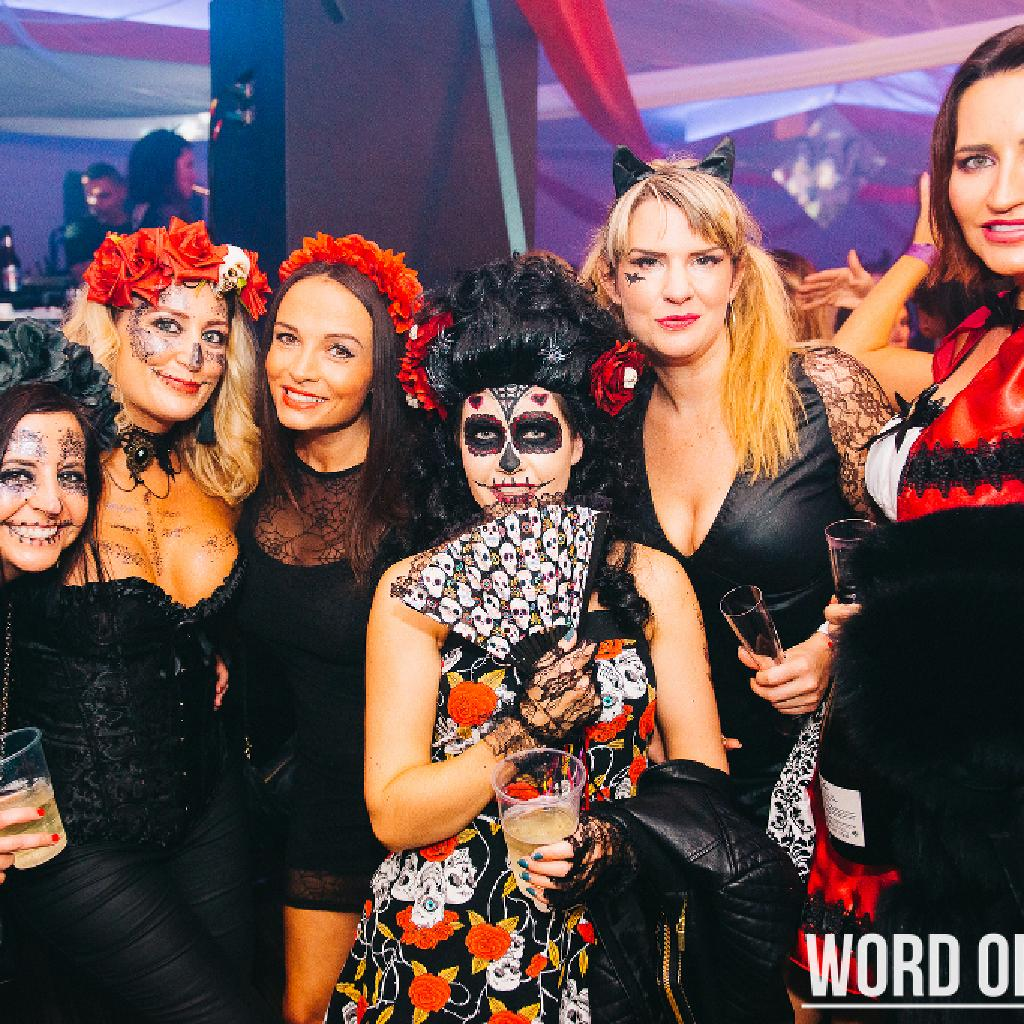 word of mouth halloween 2018 day of the dead sat 27th oct tickets