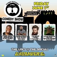 Funny Bizznez Comedy Show Southampton! Friday June 1st