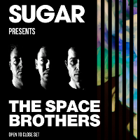 The Space Brothers @ Sugar Nightclub Derry