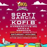 UKG Brunch - Brighton Christmas Special