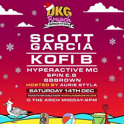 Christmas Special.Ukg Brunch Brighton Christmas Special Tickets The Arch