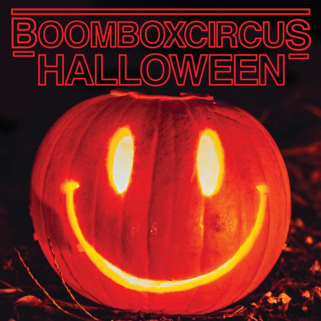 Boombox Circus 'Halloween Party'