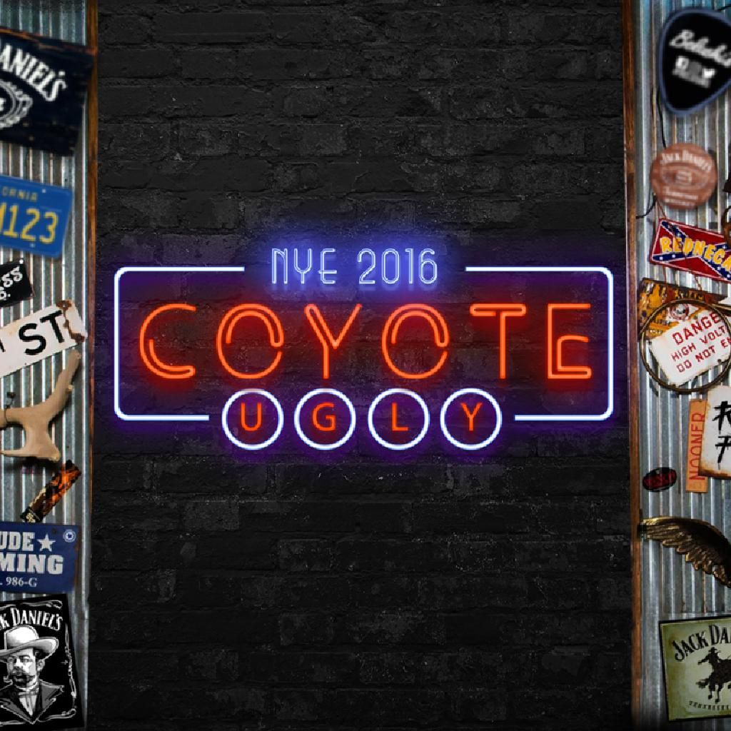 New years eve coyote ugly tickets belushi 39 s bar bath for What s new in bathrooms 2016