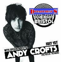 Department S Club Night ✰ Andy Crofts DJ Set