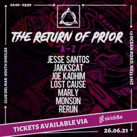 The Return of Prior