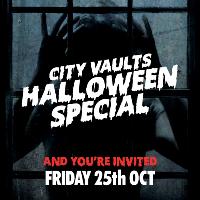 CityVaults Halloween Special: Back to Idolssween