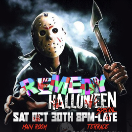 REMEDY HALLOWEEN SPECIAL