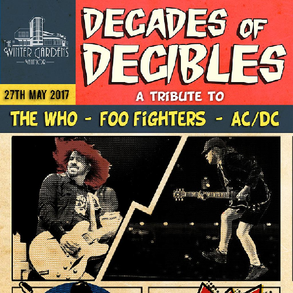 decades of decibels ventnor winter gardens ventnor sat 27th