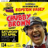 Laugh Out Loud Presents Royston Vasey As Chubby Brown