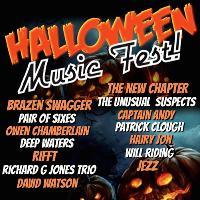Halloween Music Festival 2018