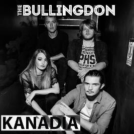 Kanadia (Live stream show) | Single Launch | Coronavirus appeal Tickets | The Bullingdon Oxford  | Fri 10th April 2020 Lineup