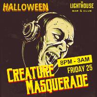 creature masquerade