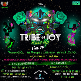 Tribe Of Joy
