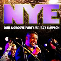 NYE Soul and Groove Party feat. Ray Simpson