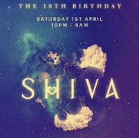 Shiva 10th Birthday