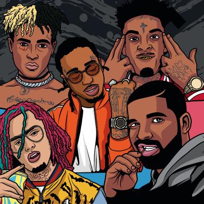 Gucci Gang - Trap Night (Brighton)
