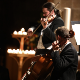 BACH CONCERTOS by Candlelight, Friday 8th May, St Martin in the  Event Title Pic