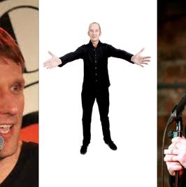Harlow Comedy Club: Jeremy O