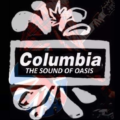 Columbia - The sound of Oasis live at Easthouses Miners club
