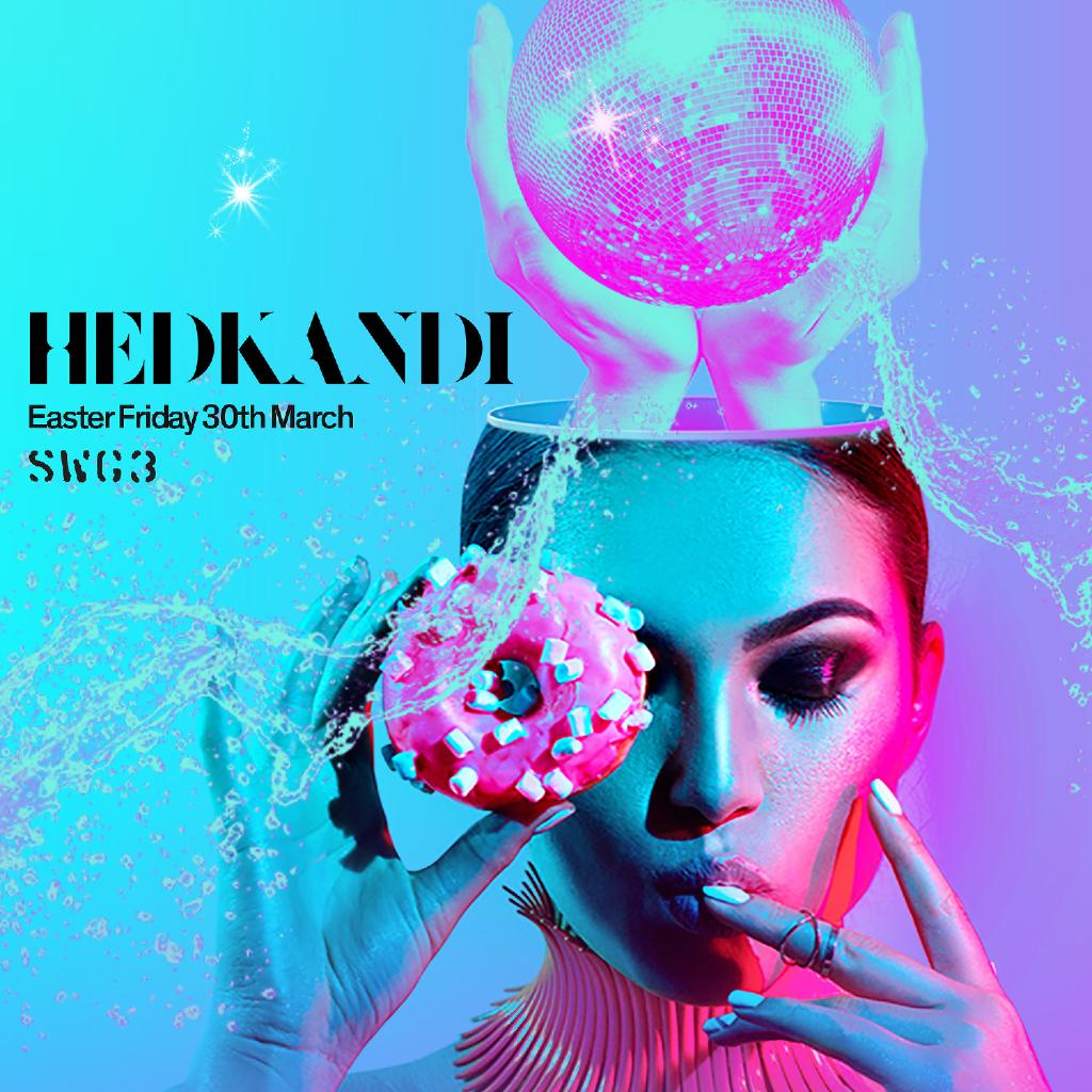 SWG3 Presents: Hedkandi