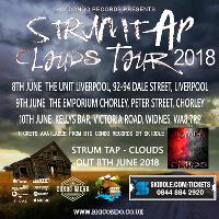 Strumtap clouds tour 2018 in widnes tickets