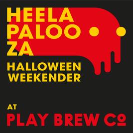 Heelapalooza Halloween Weekender
