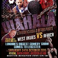 Wahala Comedy Clash - West Indies Vs Africa