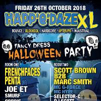 Happedaze XL Halloween Party